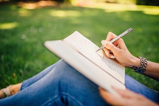書くことでストレス緩和