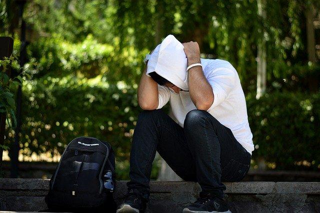 メンタルヘルスコラム:燃え尽き症候群のの症状